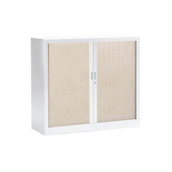 Armoire-rideaux-serie-A-100x120-Blanc_Erable-1