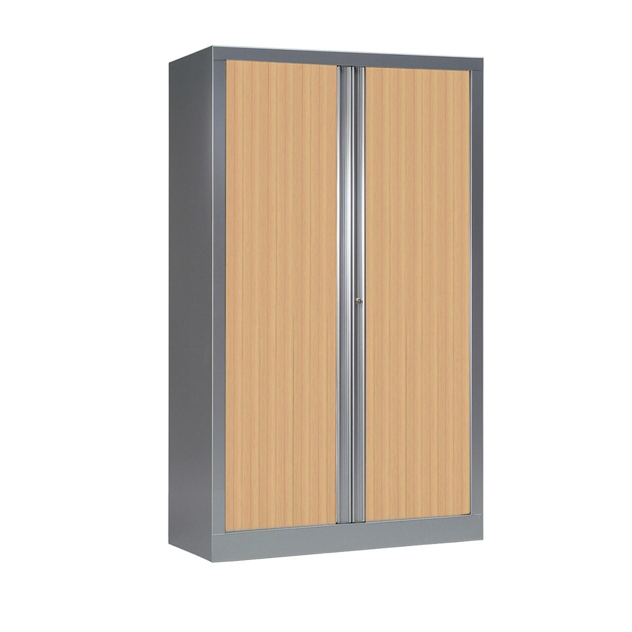 armoire rideaux s rie plus h160 l100 armoire plus. Black Bedroom Furniture Sets. Home Design Ideas