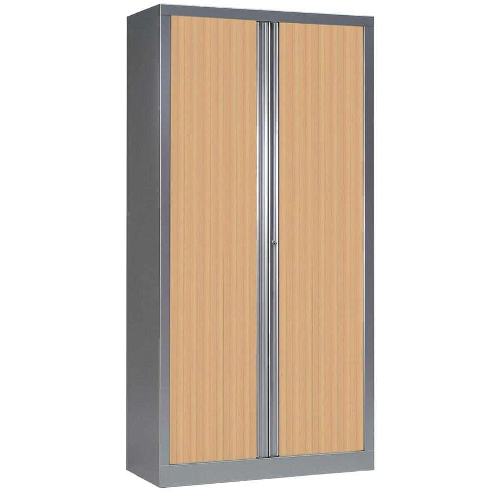 armoire rideaux s rie plus h198 l100 armoire plus. Black Bedroom Furniture Sets. Home Design Ideas