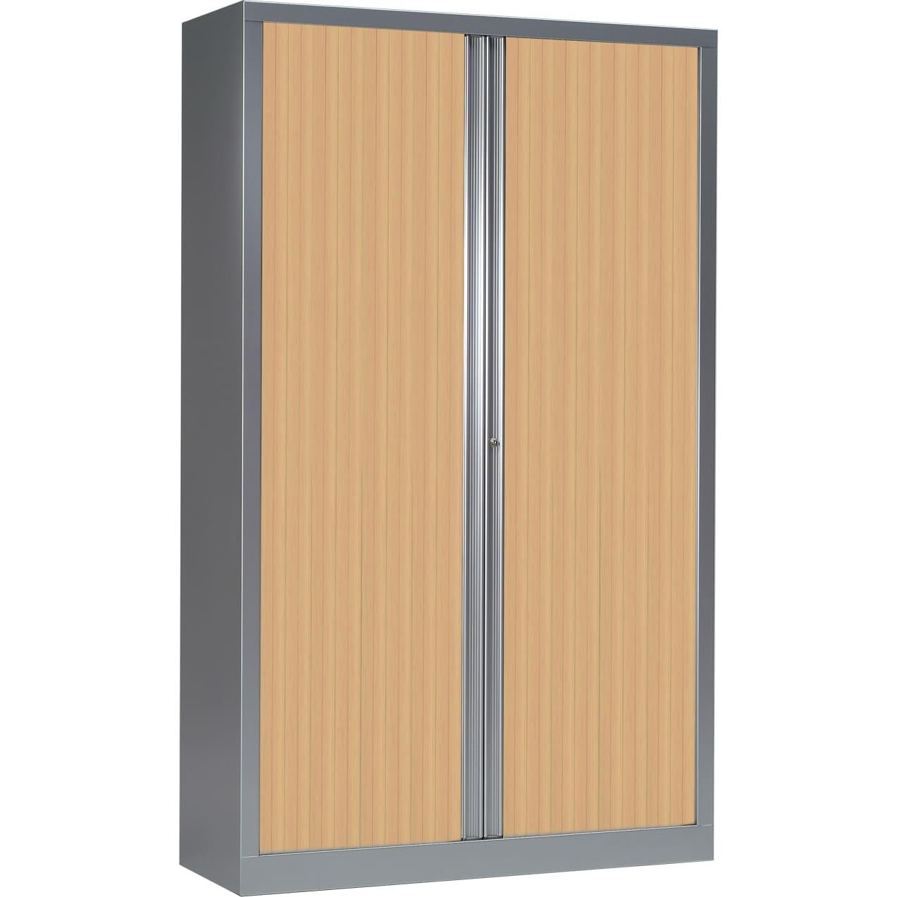 Armoire rideaux 198x120 s rie plus armoire plus - L armoire de camille ...