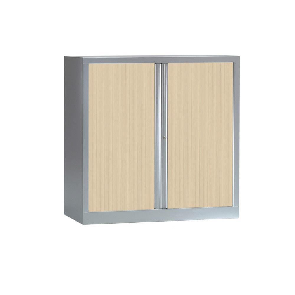 armoire rideaux s rie plus h120 l120 armoire plus. Black Bedroom Furniture Sets. Home Design Ideas