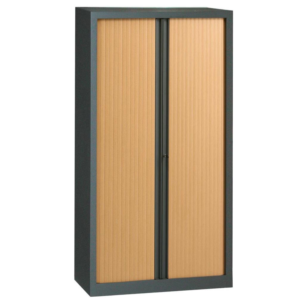armoire rideaux s rie plus kit h198 l100 armoire plus. Black Bedroom Furniture Sets. Home Design Ideas