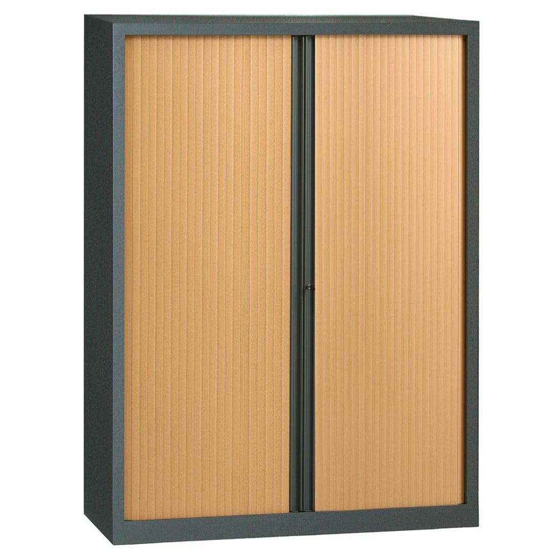 armoire rideaux s rie kit plus h198 l140 armoire plus. Black Bedroom Furniture Sets. Home Design Ideas