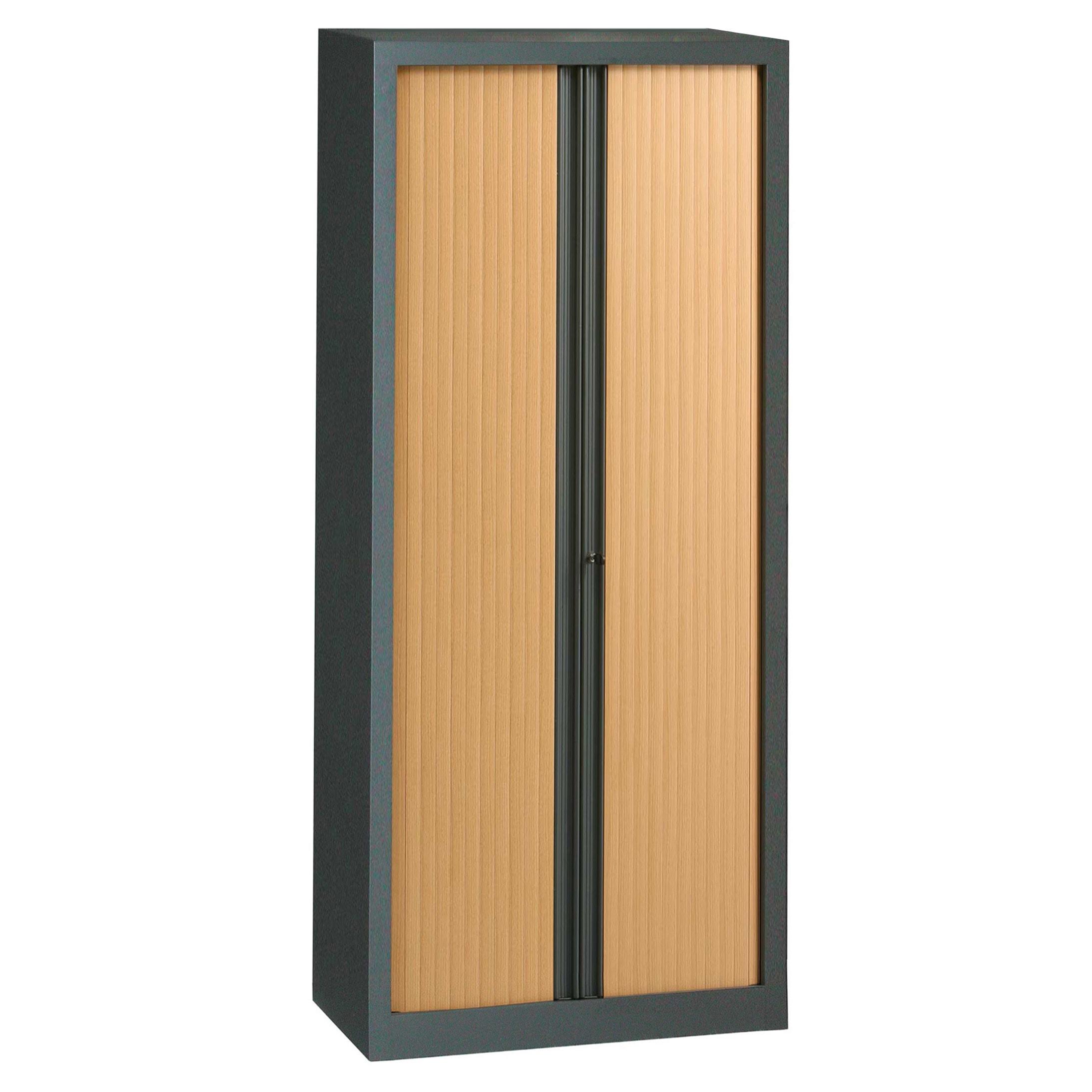 armoire rideaux s rie kit plus h198 l80 armoire plus. Black Bedroom Furniture Sets. Home Design Ideas