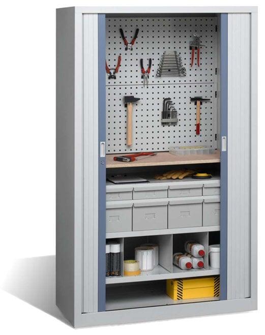 Placard metallique rangement - Armoires refrigerees professionnelles ...