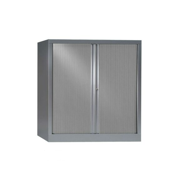 Armoire Série PLUS structure et rideaux aluminium h120 l120