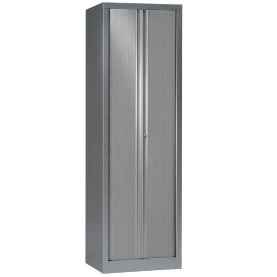 Armoire à rideaux série PLUS aluminium h198 l60