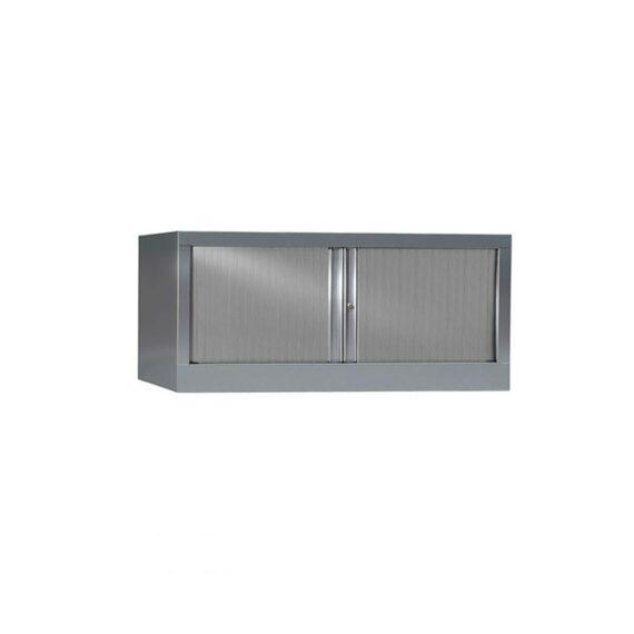 Armoire de bureau Série PLUS Aluminium h44 l120