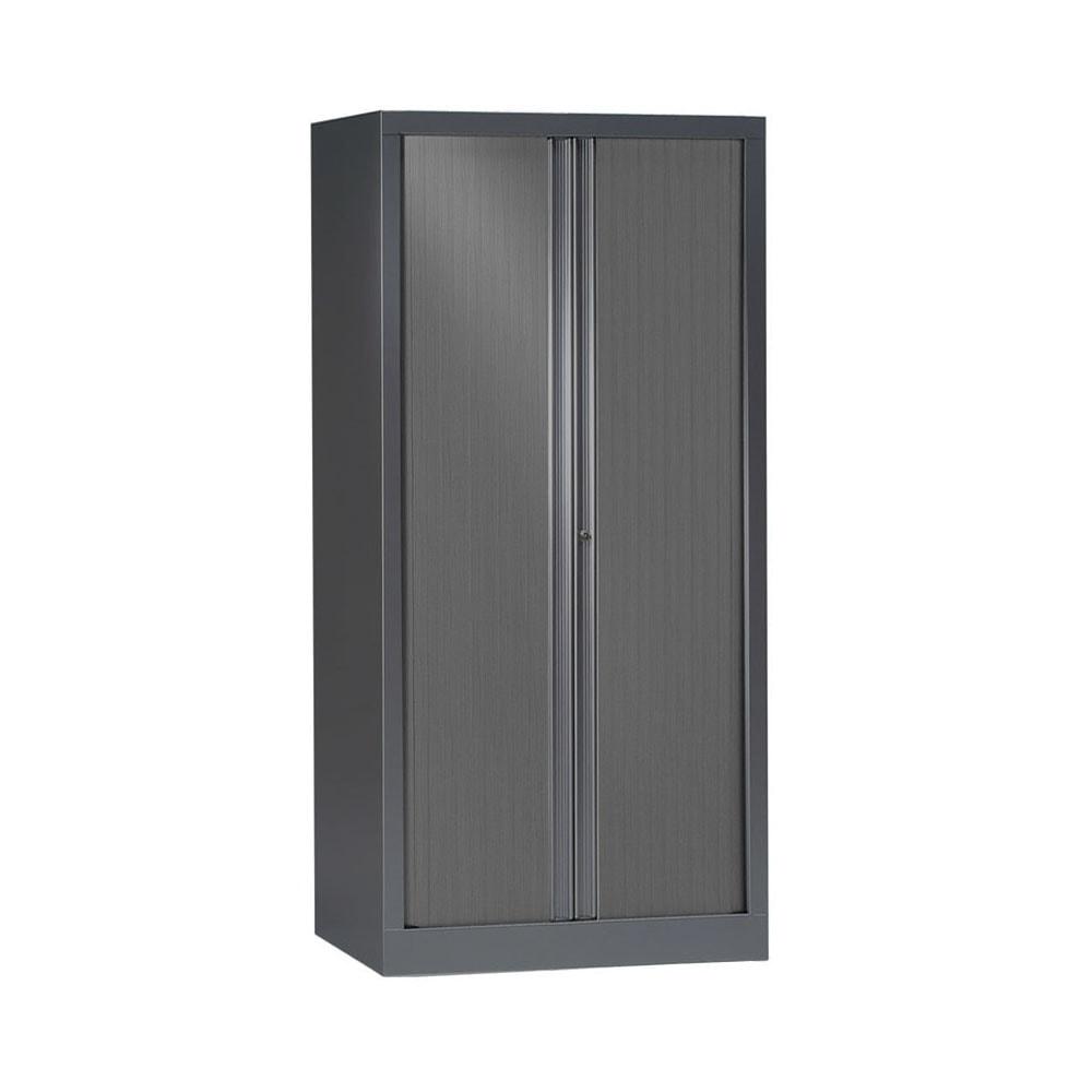 armoire rideaux s rie plus h160 l80 armoire plus. Black Bedroom Furniture Sets. Home Design Ideas