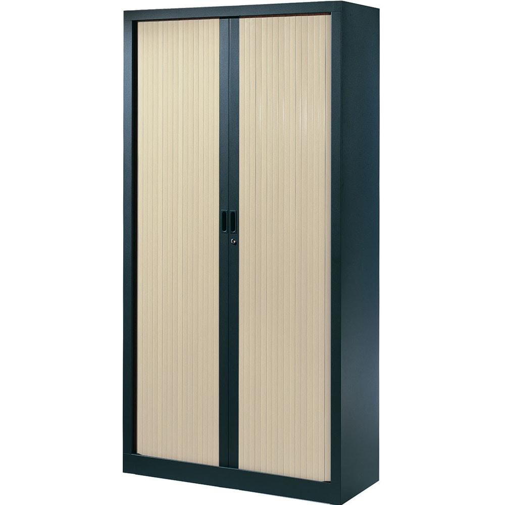 armoire rideau largeur 100 hauteur 198 armoire plus. Black Bedroom Furniture Sets. Home Design Ideas