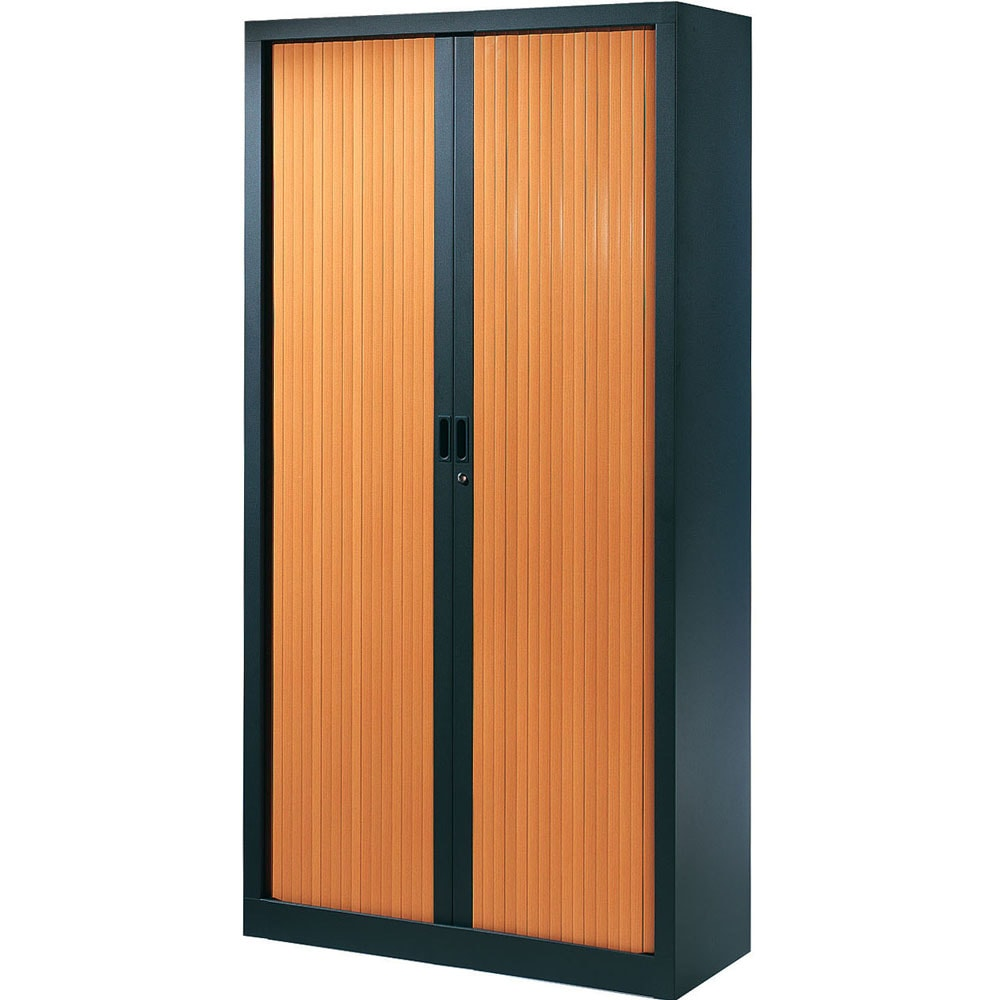 armoire rideau largeur 100 hauteur 198 armoire plus. Black Bedroom Furniture Sets. Home Design Ideas