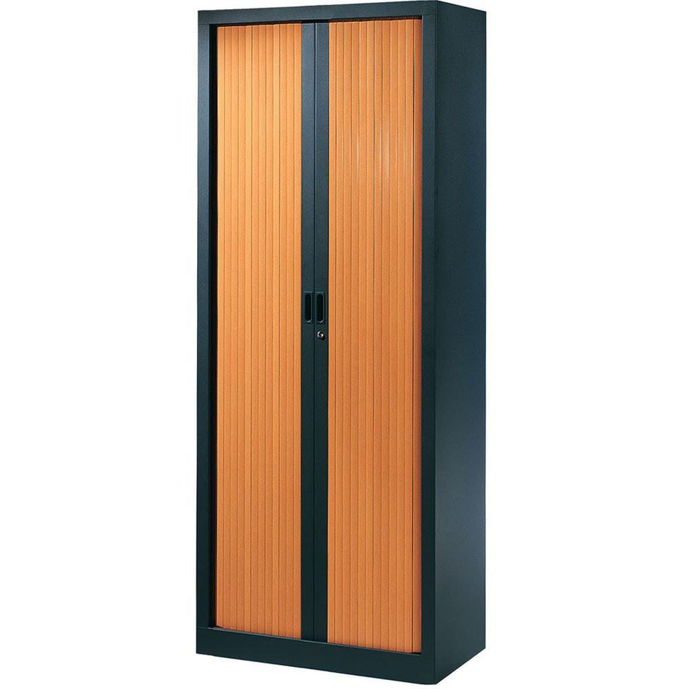 armoire rideaux s rie a h198 l80 armoire plus. Black Bedroom Furniture Sets. Home Design Ideas