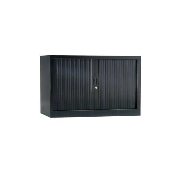 Armoire de bureau Série A anthracite h70 l120