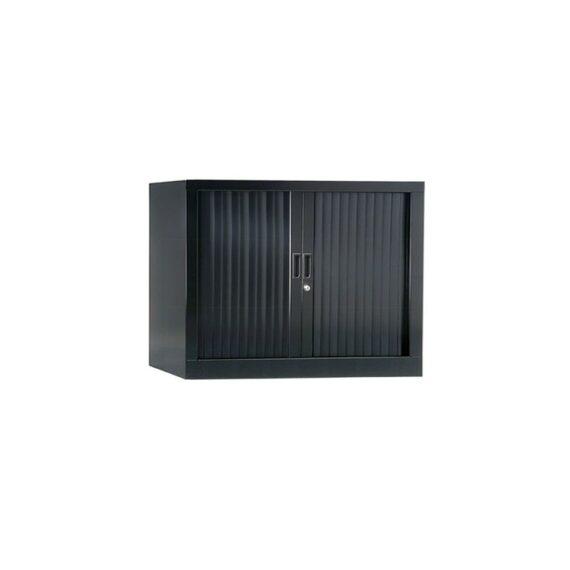 Armoire de bureau Série A anthracite h70 l80