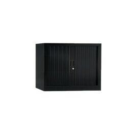 Armoire de bureau Série A noir h70 l80