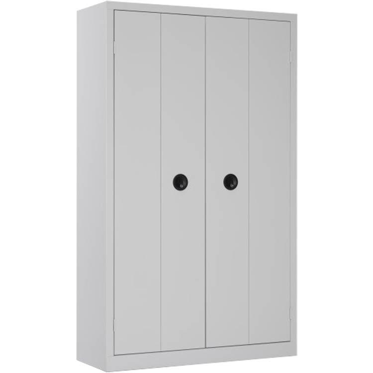 armoire de bureau portes pliantes h198 l120 armoire plus. Black Bedroom Furniture Sets. Home Design Ideas