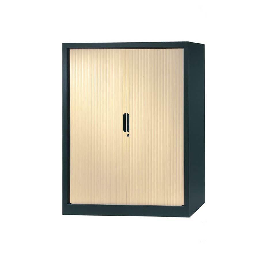 armoire rideaux h 136 x l 120 s rie design armoire plus. Black Bedroom Furniture Sets. Home Design Ideas