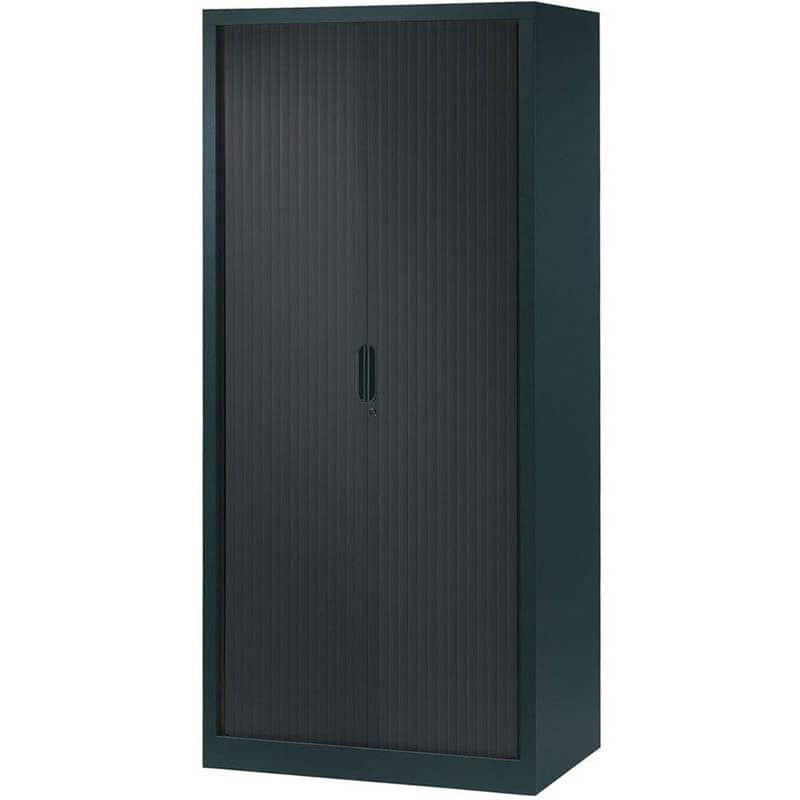 armoire rideaux h 198 x l 100 s rie design armoire plus. Black Bedroom Furniture Sets. Home Design Ideas