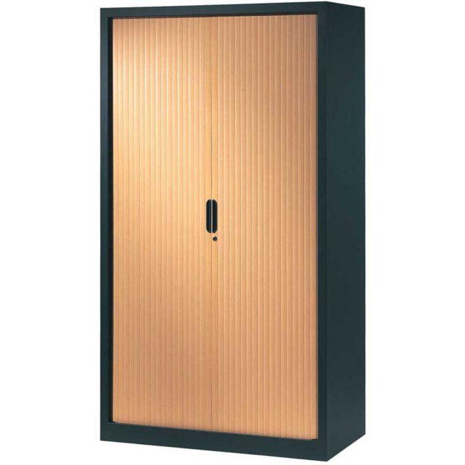 armoire-rideaux-design-198-120-anthracite-pommier