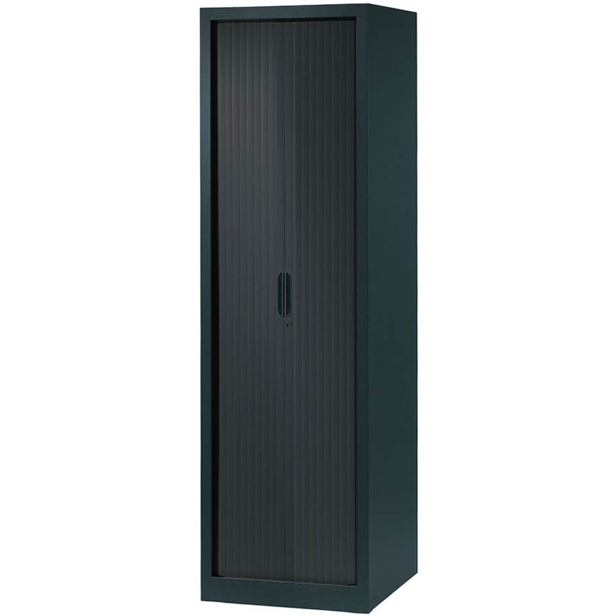 armoire rideaux h 198 x l 60 s rie design armoire plus. Black Bedroom Furniture Sets. Home Design Ideas