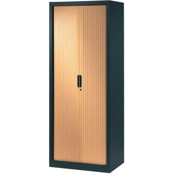 armoire-rideaux-design-198-80-anthracite-pommier