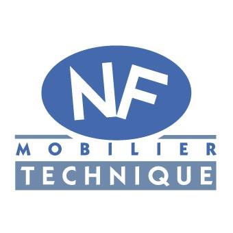 Logo Norme NF Mobilier Technique