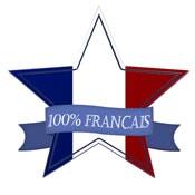 Conception et Fabrication 100% Française