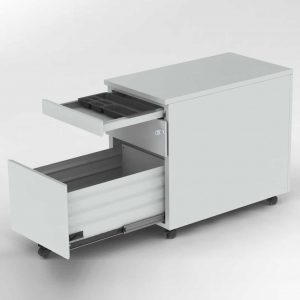 caisson-mobile-2-tiroirs-blanc-tirette-plumier-P600