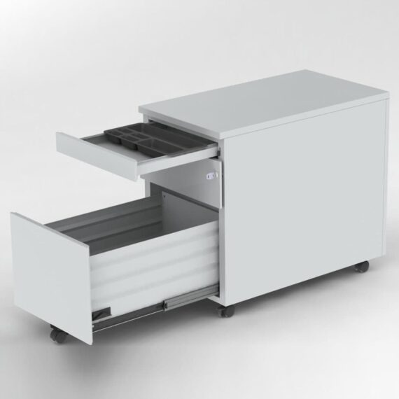 caisson-mobile-2-tiroirs-blanc-tirette-plumier-P800