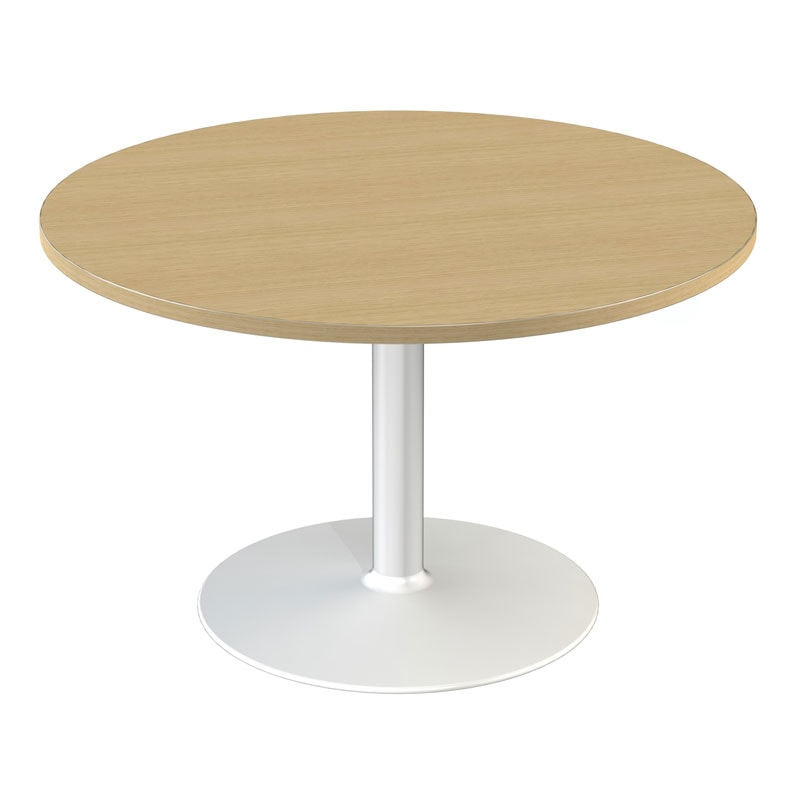 Table de r union 4 6 personnes ligne l gance for Table ronde 6 places