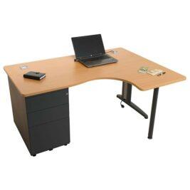 bureau-compact-asymetrique-avec-caisson-porteur-ligne-plus-retour-droit-anthracite-hetre