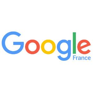 Logo Google France