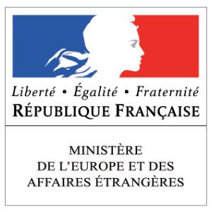 Logo Ministre des affaires étrangères