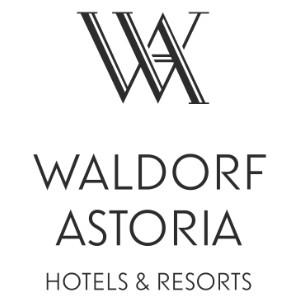 Logo Waldorf Astoria