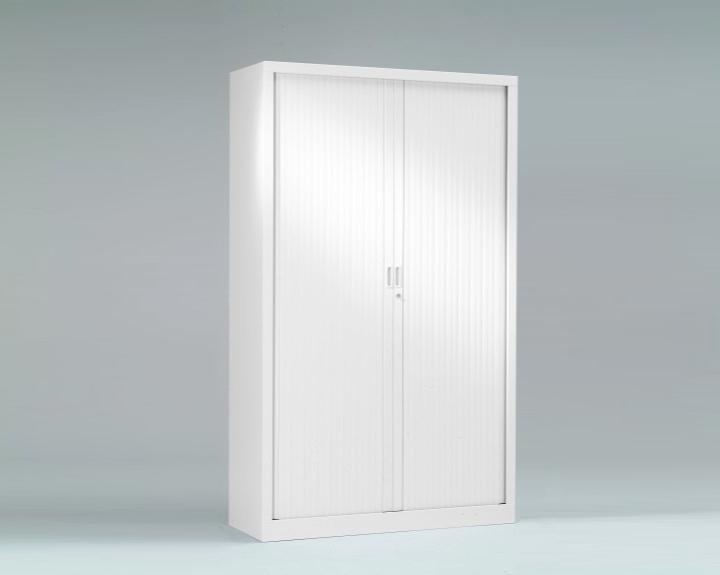 Armoire à rideaux design